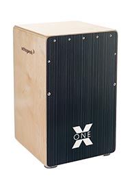 Cajon X-One de Schlagwerk en couleur Hard Coal