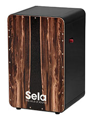Cajon Sela Casela en differents couleurs