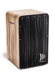 Cajon Schlagwerk FineLine Dark Night