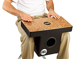 Slap top cajon par Meinl